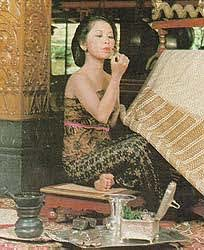 Making of Batik