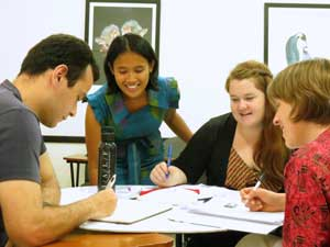 Formal Courses in Indonesian lanaguage