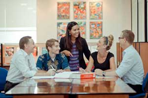 Indonesian language tutors