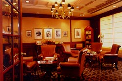 Mercantile Athletic Club cigar room