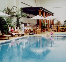 Mercantile Athletic Club swimming pool