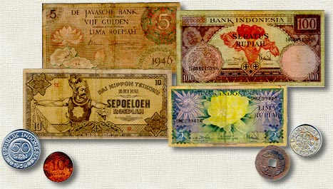 Old currency