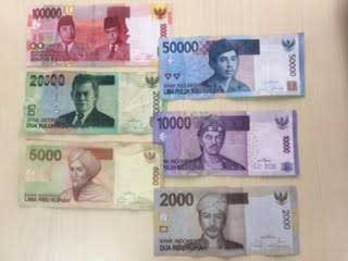 Your Daily Lives In Indonesia Will Be Ruled By The Rupiah Even Those International Companies That May Budget Foreign Currency Now Must Invoice All