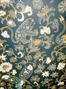 Traditional Indonesian Textile - Batik