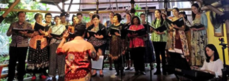 South Jakarta Community Choir