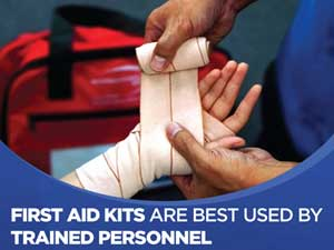 First Aid Kits in Indonesia