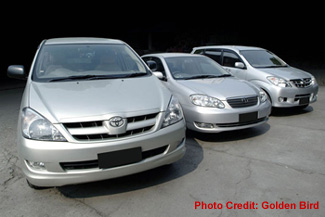 Renting Or Leasing A Car In Indonesia