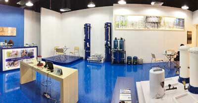 Water treatment systems Jakarta Indonesia
