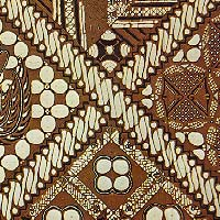 Batik The Traditional Fabric Of Indonesia