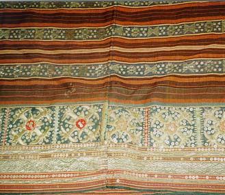Traditional Indonesian Textile