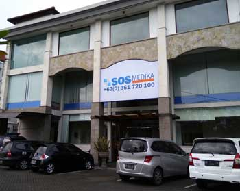 Bali medical clinic