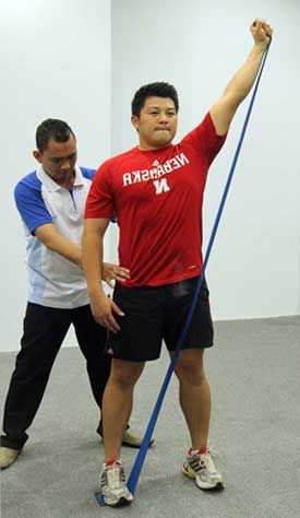 Physical Therapy in Jakarta
